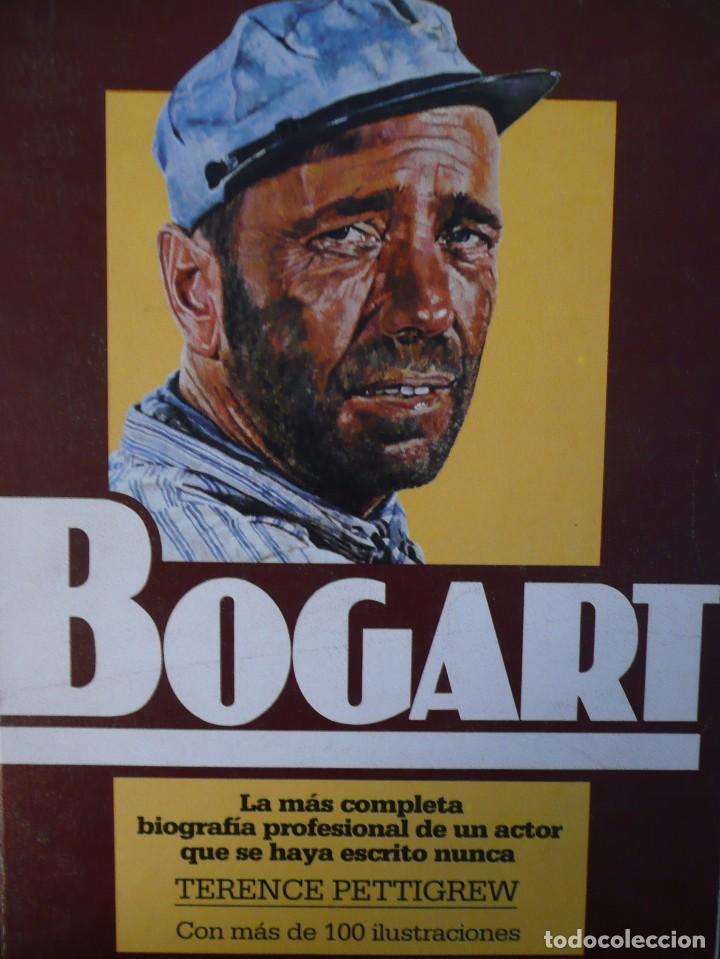BOGART DE TERENCE PETTIGREW LA BIOGRAFÍA MÁS COMPLETA. MUY ILUSTRADA.GRAN FORMATO. (Cine - Biografías)