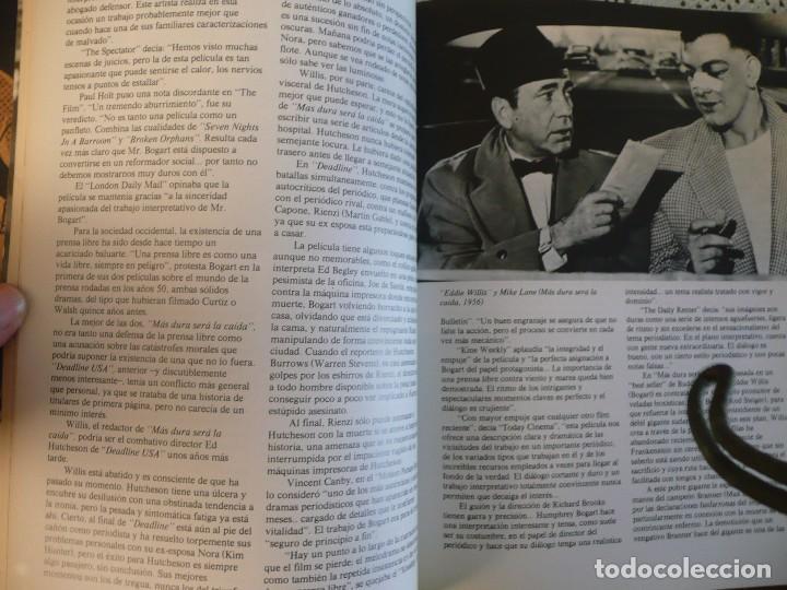 Cine: BOGART DE TERENCE PETTIGREW LA BIOGRAFÍA MÁS COMPLETA. MUY ILUSTRADA.GRAN FORMATO. - Foto 3 - 95122515