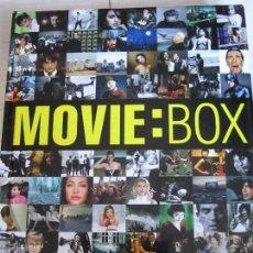 Cine: MOVIE:BOX. EL GRAN CINE Y LA FOTOGRAFIA. PAOLO MEREGHETTI. LUNWERG EDITORIAL. 2012. MAS DE 450 PERSO. Lote 97021287