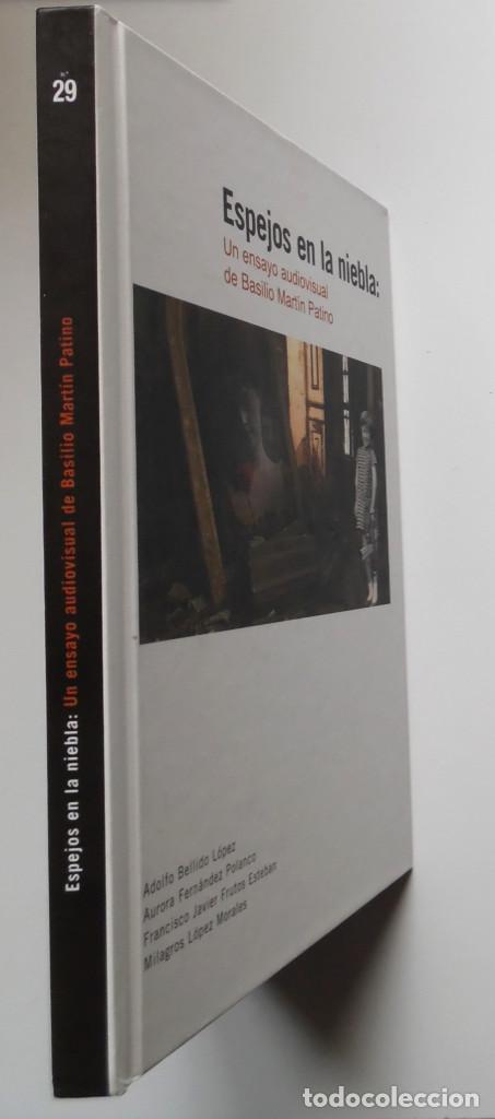 Cine: Martín Patino: Espejos en la niebla +DVD y Nueve cartas a Berta. Basilio Martín Patino - Foto 3 - 194753795