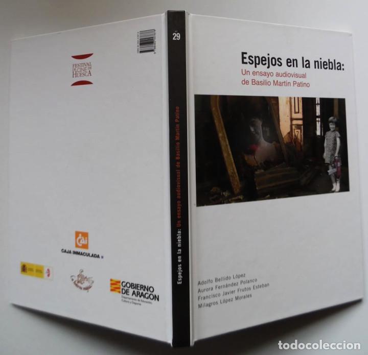Cine: Martín Patino: Espejos en la niebla +DVD y Nueve cartas a Berta. Basilio Martín Patino - Foto 6 - 194753795