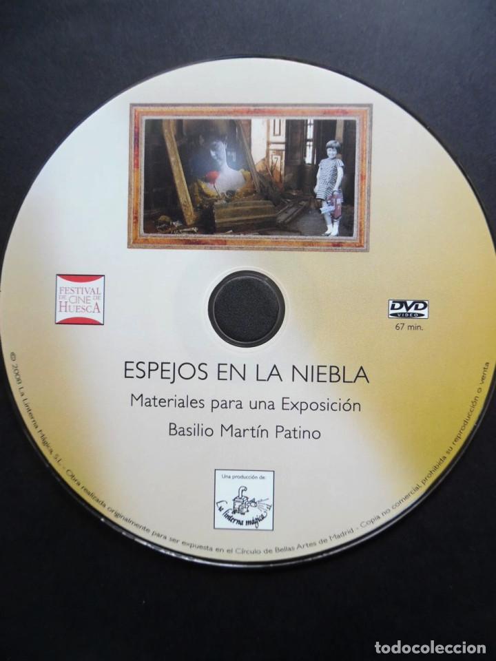 Cine: Martín Patino: Espejos en la niebla +DVD y Nueve cartas a Berta. Basilio Martín Patino - Foto 7 - 194753795
