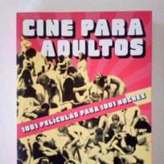 Cine: CINE PARA ADULTOS. LUIS MIGUEL CARMONA & ALEX BASAS. Lote 104939427