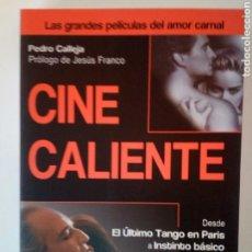 Cine: CINE CALIENTE. PEDRO CALLEJA. Lote 104939639