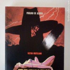 Cine: SPANISH EXPLOITATION. SEXO SANGRE Y BALAS. VÍCTOR MATELLANO. Lote 104939891