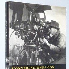 Cine: CONVERSACIONES CON BILLY WILDER.. Lote 112188131