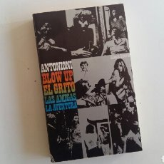 Cine: (SEVILLA) ANTONIONI - BLOW UP. 1970. Lote 112381743