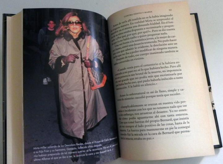 Cine: MIRTA MILLER LA MUJER QUE NO QUISO SER BORBÓN - LIBRO BIOGRAFÍA ACTRIZ - RELACIÓN CON DUQUE DE CÁDIZ - Foto 5 - 113359203