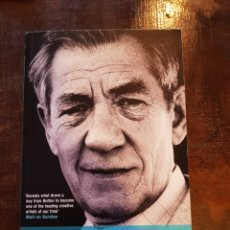 Cine: MARK BARRATT. IAN MCKELLEN AN UNOFFICIAL BIOGRAPHY. EN INGLÉS. Lote 121091568
