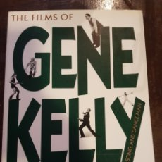Cine: TONY THOMAS. THE FILMS OF GENE KELLY. CITADEL. EN INGLÉS. Lote 121568070