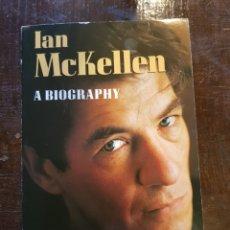 Cine: JOY LESLIE GIBSON. IAN MCKELLEN. A BIOGRAPHY. EN INGLÉS. Lote 121830591