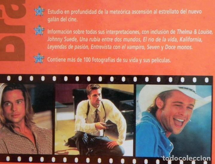 Cine: BRAD PITT SU VIDA EN FOTOS LIBRO WESTBROOK ACTOR D EEUU DE CINE FOTOGRAFÍAS DEL ÍDOLO SÍMBOLO SEXUAL - Foto 3 - 125935147