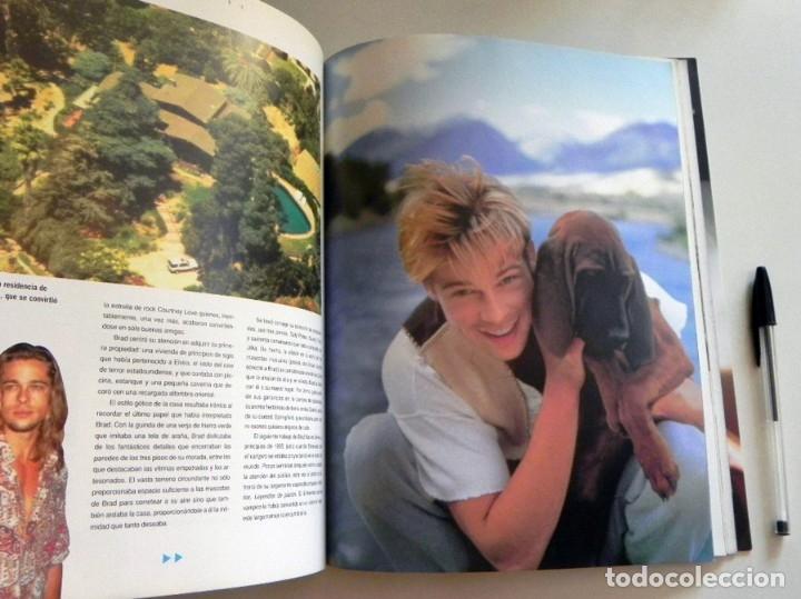 Cine: BRAD PITT SU VIDA EN FOTOS LIBRO WESTBROOK ACTOR D EEUU DE CINE FOTOGRAFÍAS DEL ÍDOLO SÍMBOLO SEXUAL - Foto 6 - 125935147