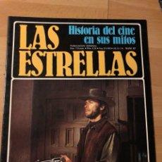 Cine: FASCÍCULO LAS ESTRELLAS 87 CLINT EASTWOOD. Lote 126503407