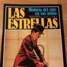 Cine: FASCÍCULO LAS ESTRELLAS 71 CHARLIE CHAPLIN CHARLOT. Lote 126504424