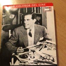 Cine: LIBRO LOS COLOSOS DEL CINE FRANK CAPRA. Lote 127530398