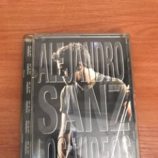 Cine: ALEJANDRO SANZ DVD LOS VÍDEOS 1998. Lote 127977979