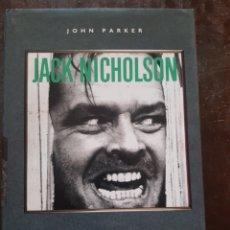 Cine: JOHN PARKER. JACK NICHOLSON. EL ACTOR Y SUS MÁSCARAS. Lote 128685583