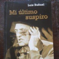 Cine: LUIS BUÑUEL. MI ÚLTIMO SUSPIRO. AUTOBIOGRAFÍA. Lote 128685794