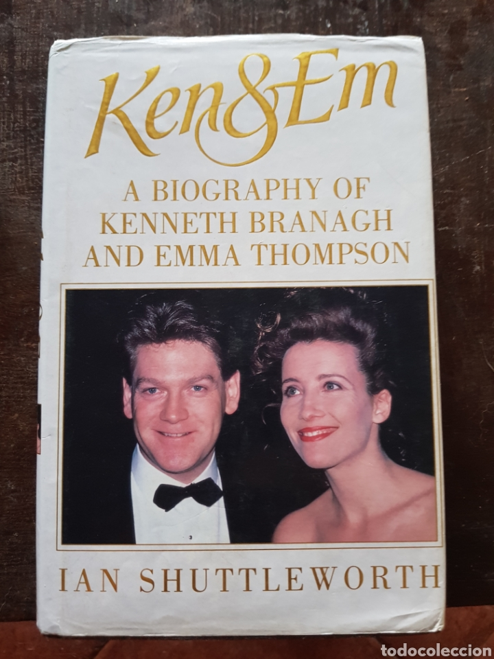 Cine: Ian Shuttleworth. Ken & Em. A biography of Kenneth Branagh and Emma Thompson. En inglés - Foto 1 - 128755838