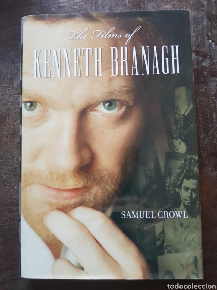 SAMUEL CROWL. THE FILMS OF KENNETH BRANAGH. EN INGLÉS (Cine - Biografías)