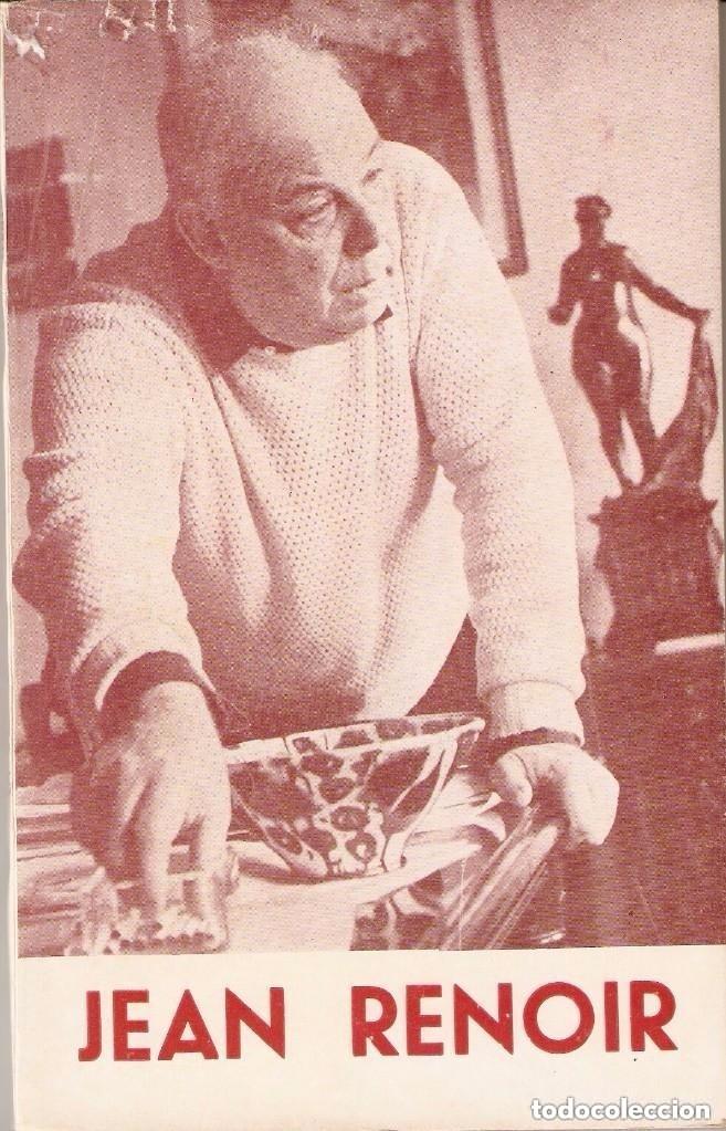 Cine: 5 Libros Filmografias de F. W. Murnau, Jean Renoir, Jiri Trnka, Méliés, Mizoguchi Se Venden Sueltos - Foto 3 - 101342571