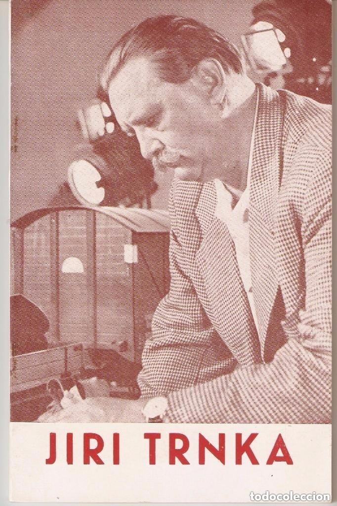 Cine: 5 Libros Filmografias de F. W. Murnau, Jean Renoir, Jiri Trnka, Méliés, Mizoguchi Se Venden Sueltos - Foto 4 - 101342571