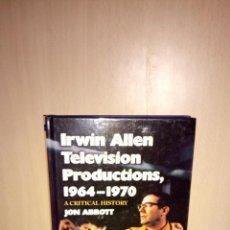 Cinema: IRWIN ALLEN PRODUCTIONS . Lote 130597270