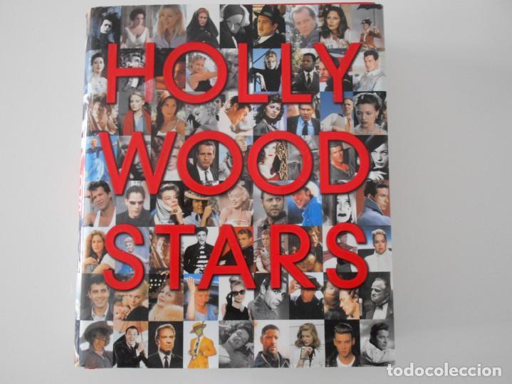 HOLLYWOOD STARS. PHOTOGRAPHS FROM THE KOBAL COLLECCTION. TAPA DURA CON SOBRECUBIERTA. AÑO 2003. 592 (Cine - Biografías)