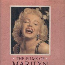 Cine: THE FILMS OF MARILYN MONROE BY RICHARD BUSKIN. Lote 132950298