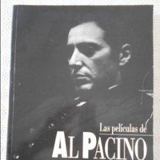 Cine: LAS PELICULAS DE AL PACINO. WILLIAM SCHOELL. ODIN EDICIONES, 1996. RUSTICA. CON FOTOGRAFIAS EN BLANC. Lote 133523778