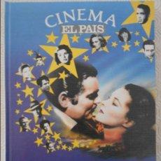 Cine: LA HISTORIA DEL CINE. CINEMA EL PAIS. COLECCIONABLE DE 310 PAGINAS ENCUADERNADO. AÑO 1990. 860 GRAMO. Lote 133887682