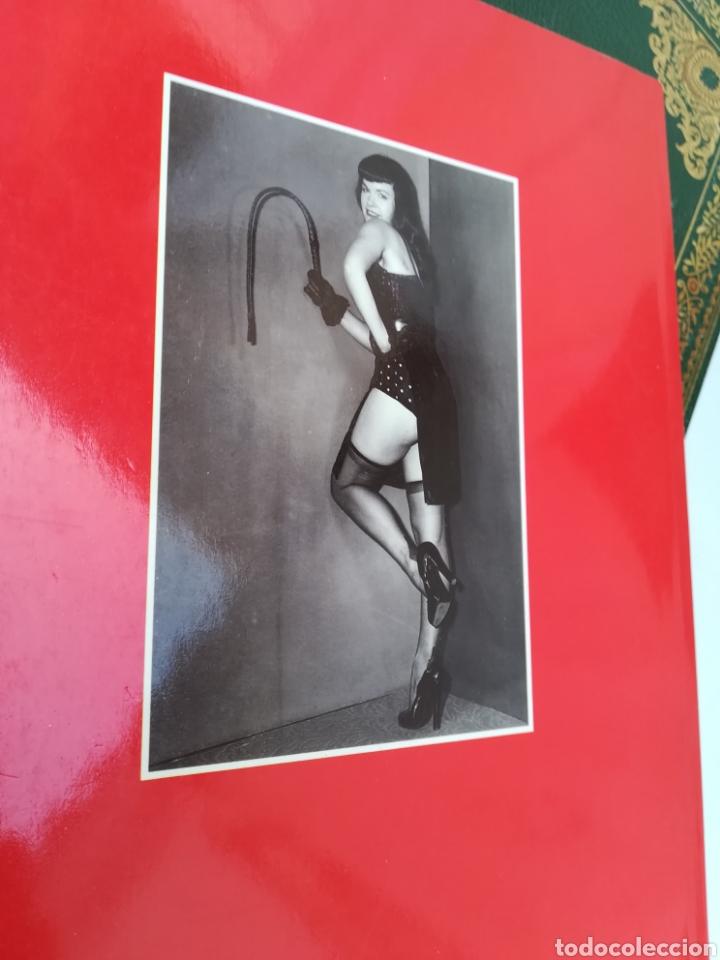 Cine: Betty Page, queen of pin-up.Benediikt Taschen. Edición en inglés. 79 páginas - Foto 5 - 134778546