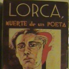 Cine: VHS, LORCA MUERTE DE UN POETA (PRECINTADA)PELÍCULA BIOGRAFÍA FEDERICO GARCÍA BARDEM.. Lote 134877282