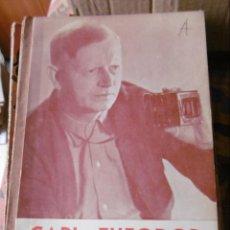 Cine: FERNÁNDEZ CUENCA, CARLOS CARL THEODOR DREYER. ED. FILMOTECA NACIONAL DE ESPAÑA . Lote 135169122