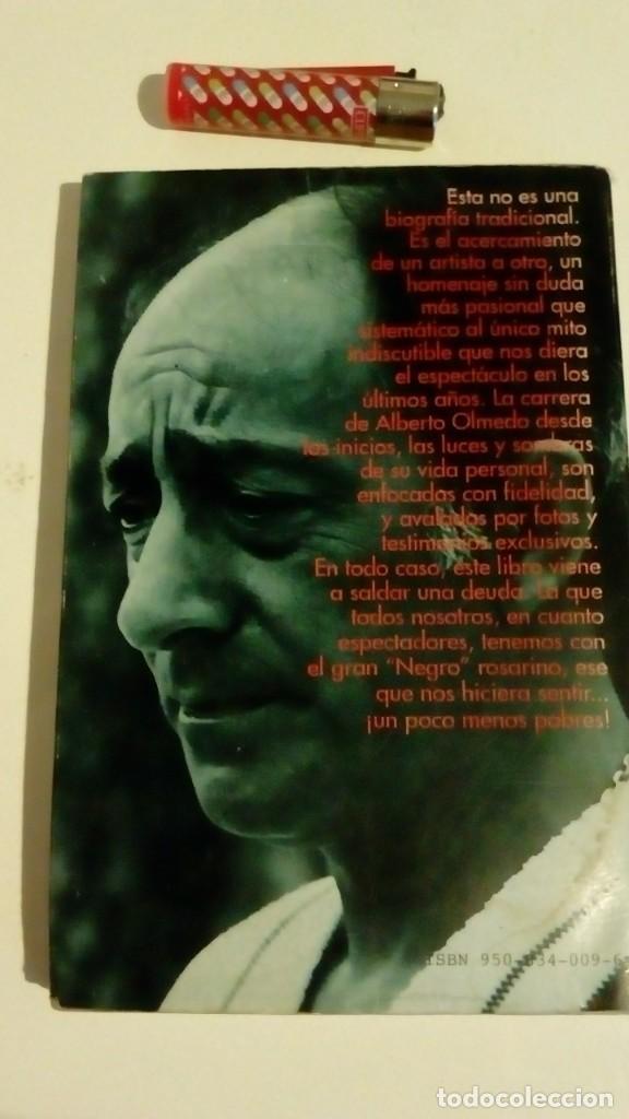 Cine: UN POCO MENOS POBRES, BIOGRAFIA DE ALBERTO OLMEDO ACTOR Y COMEDIANTE ARGENTINO POR RUBEN TIZZIANI - Foto 9 - 136264930