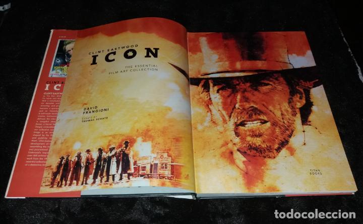 Cine: Libro. Clint Eastwood. Icon. David Frangioni, 2009, Insight editions - Foto 3 - 140040954
