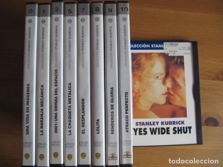 Cine: STANLEY KUBRICK - ARCHIVOS PERSONALES / ED. TASCHEN + 9 DVD ¡¡ ENVIO GRATIS¡¡ - Foto 8 - 50479764