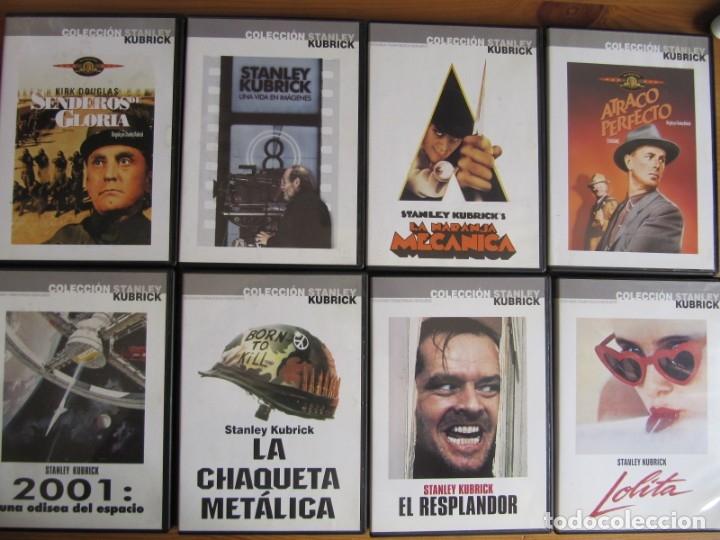 Cine: STANLEY KUBRICK - ARCHIVOS PERSONALES / ED. TASCHEN + 9 DVD ¡¡ ENVIO GRATIS¡¡ - Foto 9 - 50479764