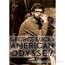 Cine: GEORGE LUCAS: AMERICAN ODISSEY. Lote 142964878