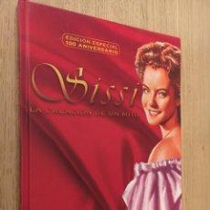 Cine: SISSI LA CREACION DE UN MITO. 100 ANIVERSARIO. EDICION ESPECIAL. 1998. Lote 143605778