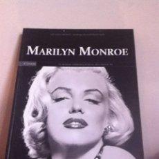 Cine: MARILYN MONROE. EL MAYOR SÍMBOLO SEXUAL DEL SIGLO XX. Lote 145571065