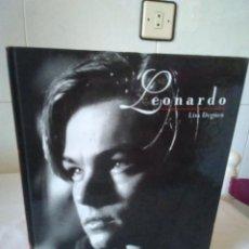Cine: 145-LEONARDO DI CAPRIO, LISA DEGNEN, 1998. Lote 153675714