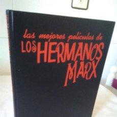 Cine: 143-LAS MEJORES PELICULAS DE LOS HERMANOS MARX, 1996. Lote 153676006