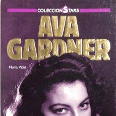 Cinema: AVA GARDNER. NURIA VIDAL. 363 PAGINAS. AÑO 1955. Lote 154272970