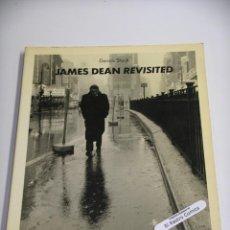 Cine: JAMES DEAN REVISITED, DENNIS STOCK, ED. SCHIRMER MOSEL AÑO 1986, EN INGLÉS, A1. Lote 158091210