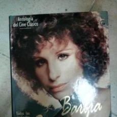 Cine: ANTOLOGÍA DEL CINE CLÁSICO TODAS LAS PELÍCULAS DE BARBRA STREISAND. Lote 158896642
