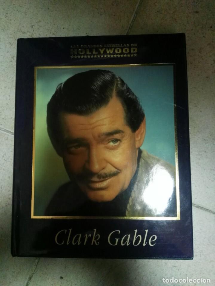GRANDES ESTRELLAS DE HOLLYWOOD CLARK GABLE (Cine - Biografías)