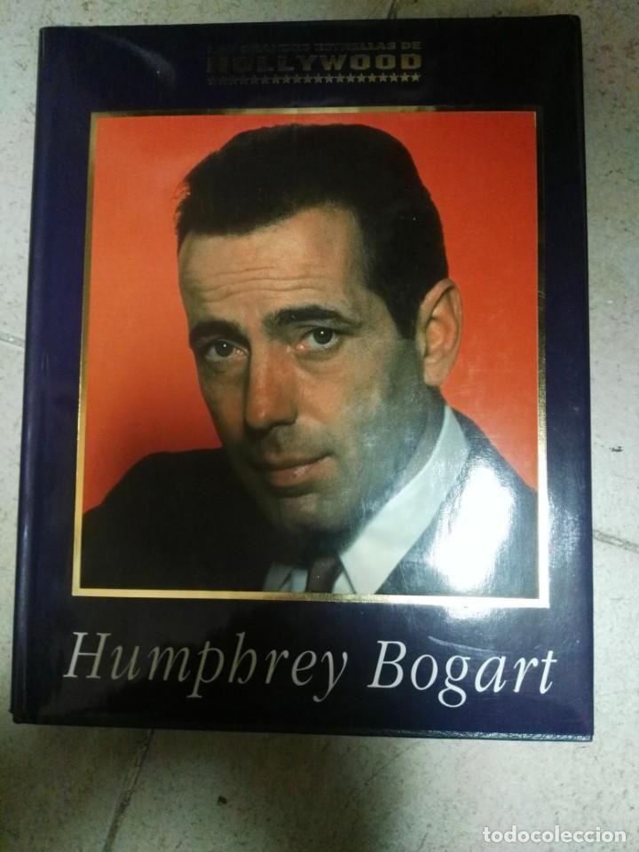GRANDES ESTRELLAS DE HOLLYWOOD HUMPHREY BOGART (Cine - Biografías)