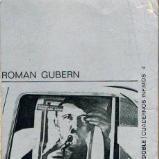 Cine: (ROMAN DE GUBERN), VER INDICE. Lote 163471586